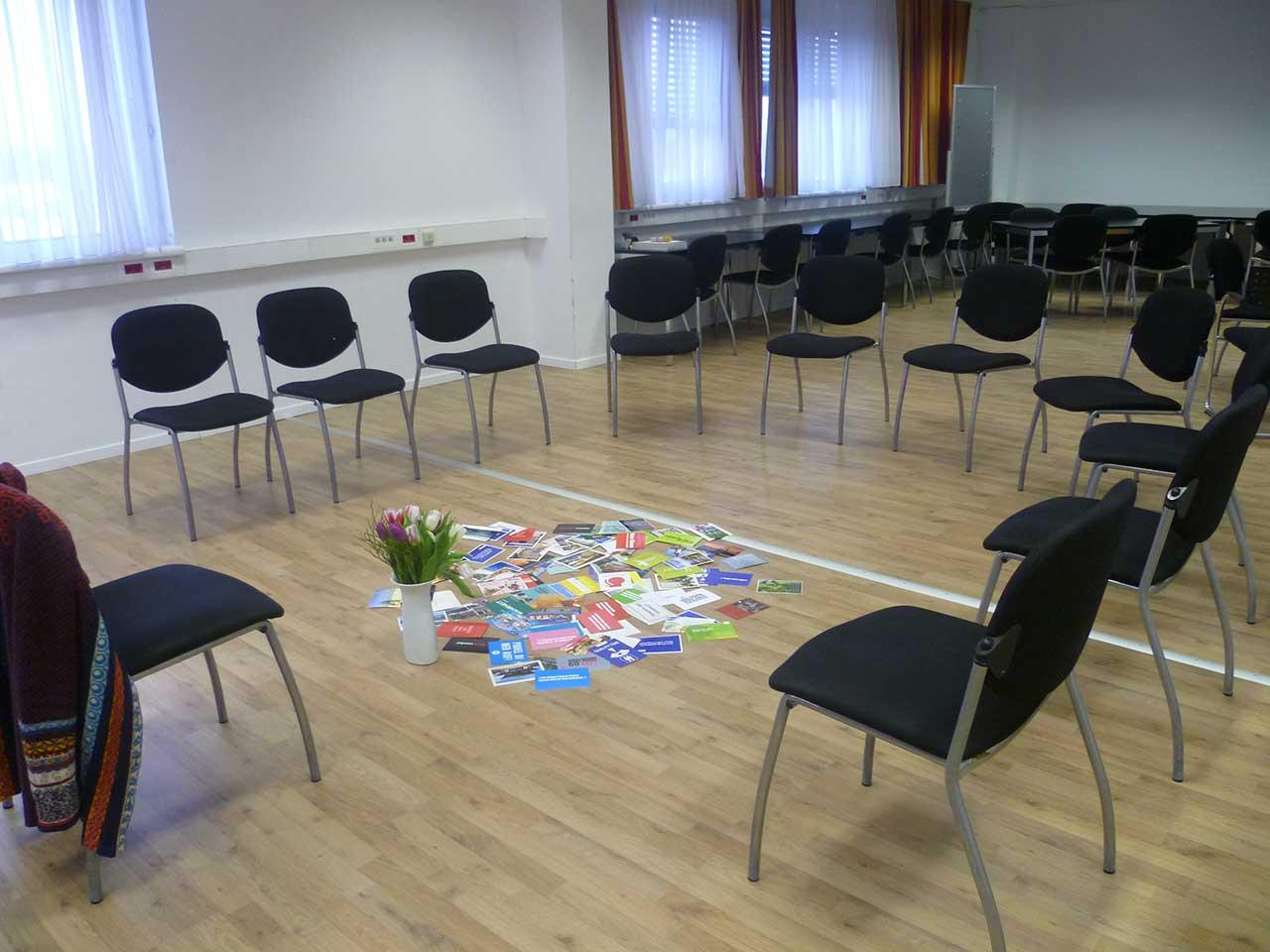 Trainingstöne - Seminarraum